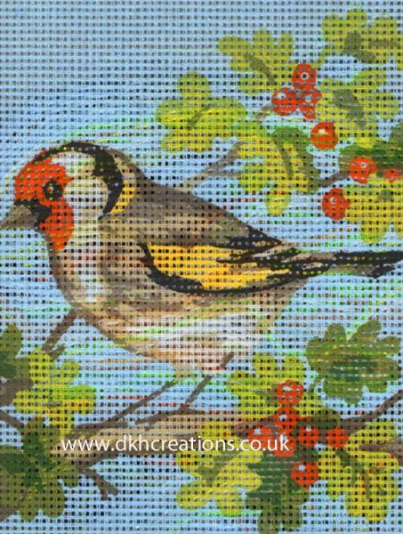 Goldfinch Tapestry Kit